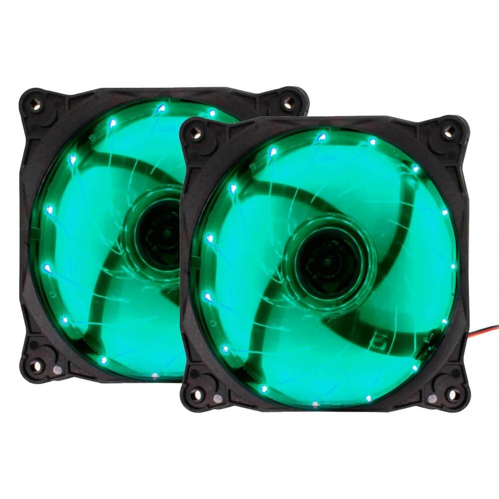 Kit com 2 Fan G-Fire EW1512N