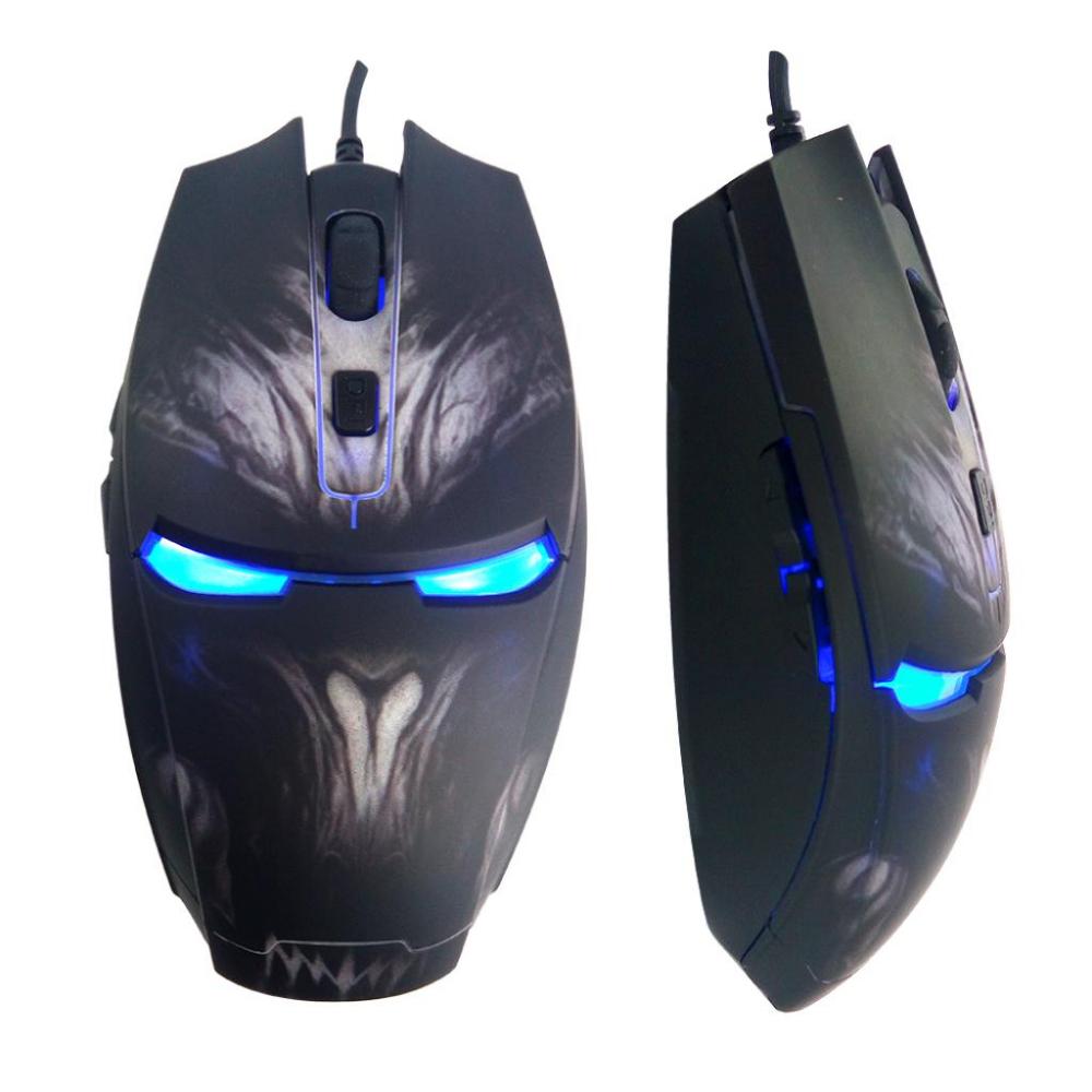 Mouse Gamer G-FIRE  MOG014LGLB com  DPI ajustável