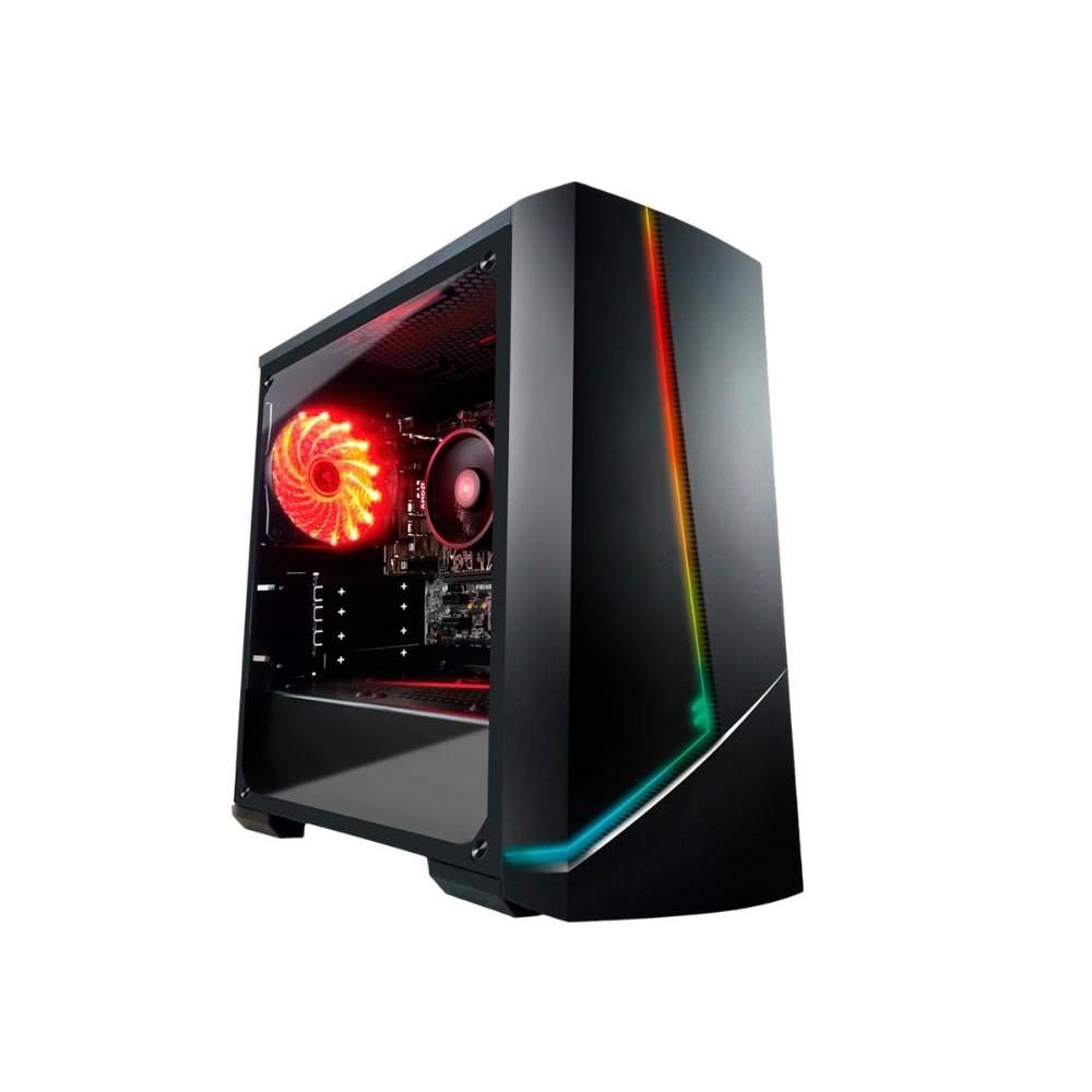 Pc Gamer G-Fire Htg-628 AMD Ryzen 5 4.2Ghz 8Gb (Radeon Rx Vega 2Gb) 1Tb