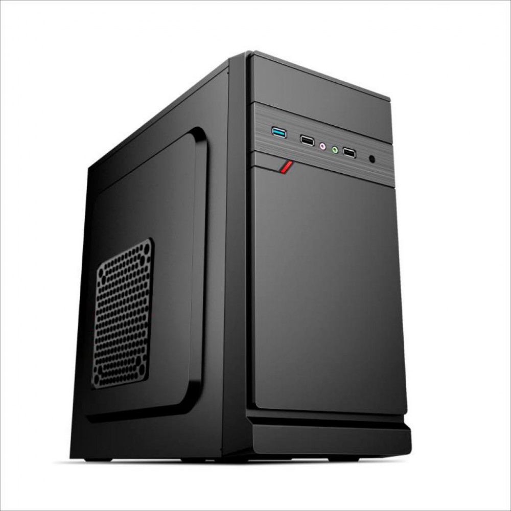Computador HomeTech HTDW-124 Intel G5400 3.7GHz (UHD 610) 4Gb SSD 120Gb Windows 10