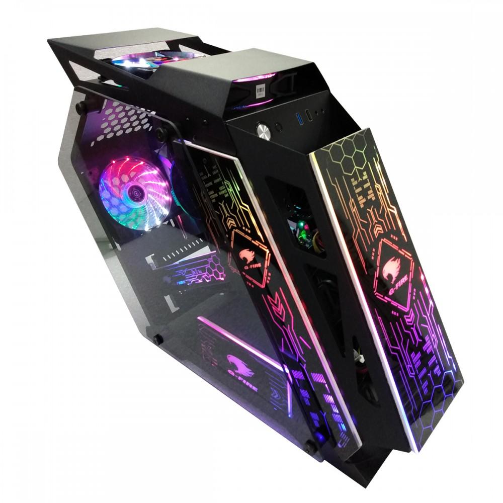 Pc Gamer G-Fire Htgw-140 Intel Core i5 10ª Geração 8GB (SEM PLACA DE VÍDEO)  SSD 256GB NVMe 700W 80+ W10