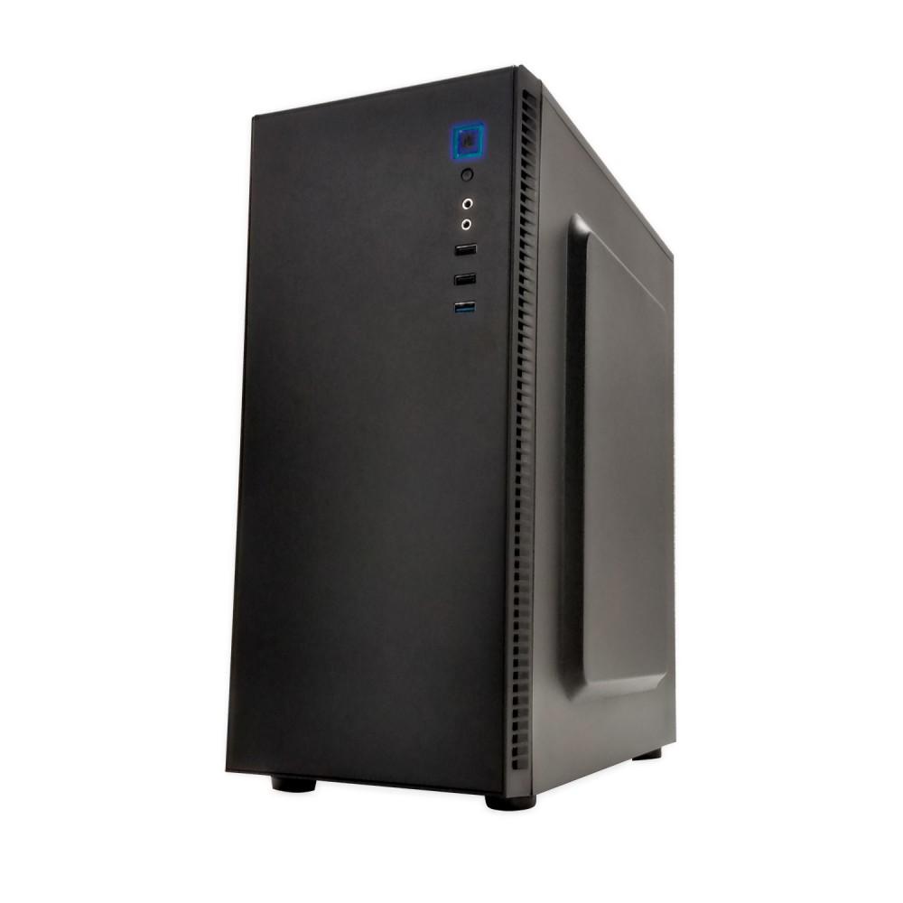 Servidor Torre G-FIRE HTS-02 Intel i5 10° Geração 16GB SSD 256GB NVMe HD 4TB 500W 80+