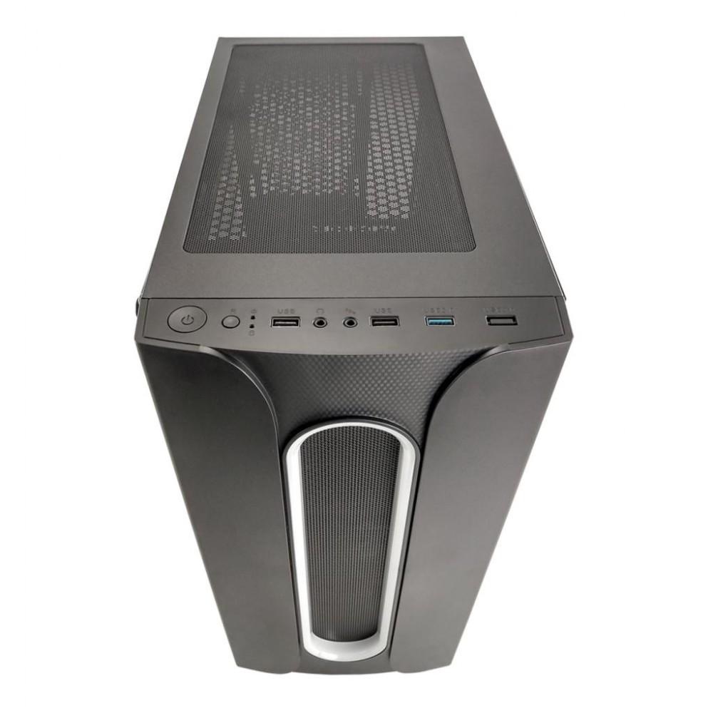 Pc Gamer G-Fire Htg-735 AMD 3000G 8Gb (Geforce GTX 1650 4GB) SSD 240GB 500W