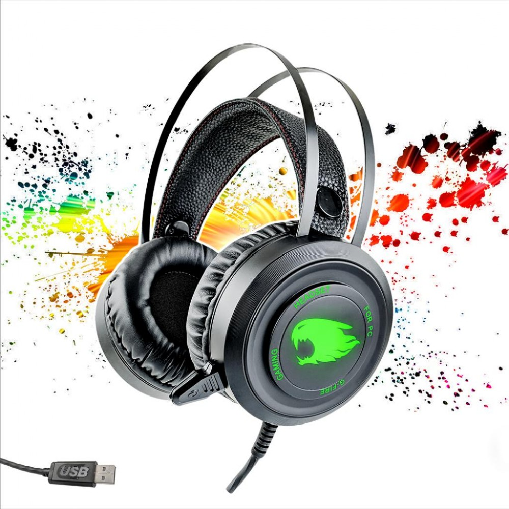 Headset Gamer G-Fire EPH710 Preto