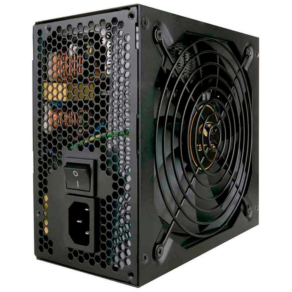 Fonte C3Tech PS-G600B, 600W, 80 Plus Bronze