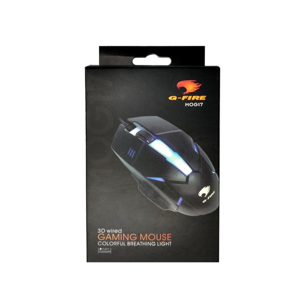 Mouse Gamer G-Fire  MOG017