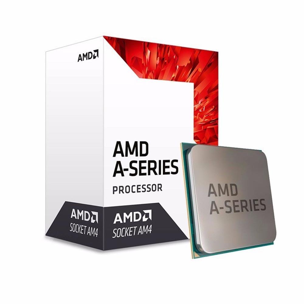 AMD A10 9700 Bristol Ridge, Cache 2MB, 3.5GHz (3.8GHz Max Turbo), AM4 - AD9700AGABBOX