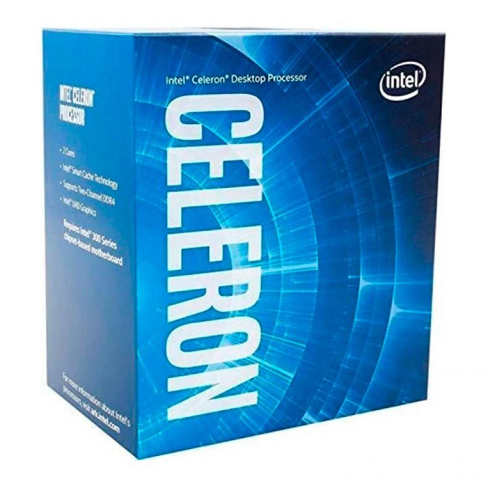 Processador Intel Celeron G5905, Cache 4MB, 3.50 GHz, LGA 1200
