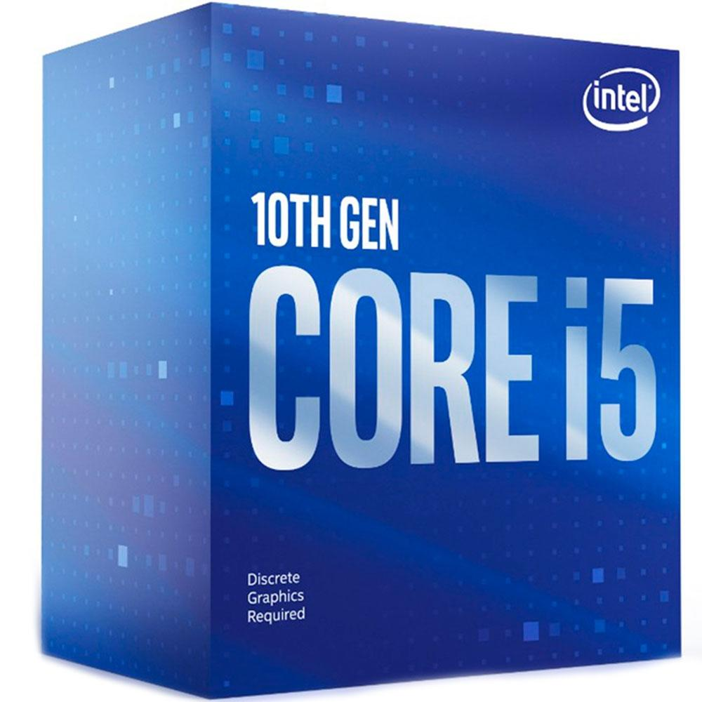 Intel Core i5-10400, Cache 12MB, 2.9GHz (4.3GHz Max Turbo), LGA 1200